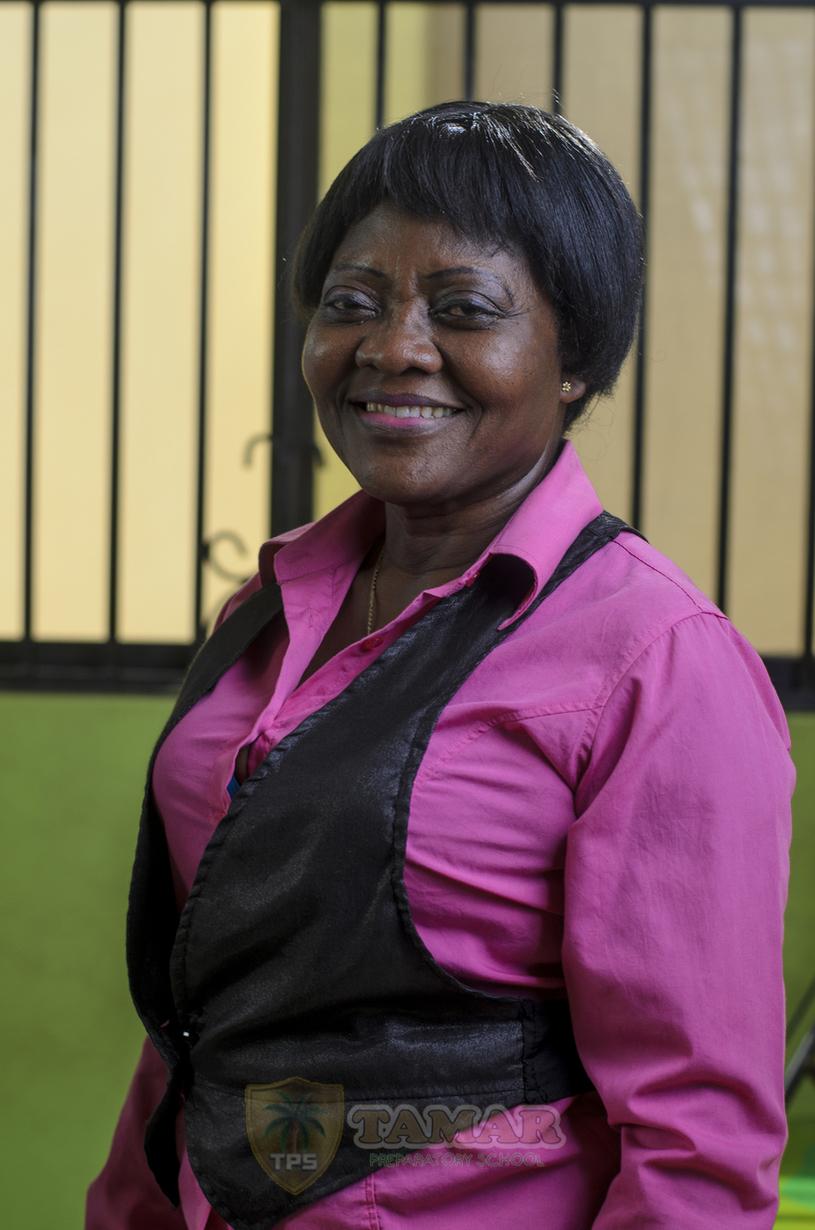 Mrs Umoren (OPAL 1)